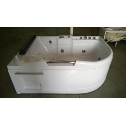 Cada baie cu hidromasaj model Monaco 170 x 120 cm