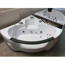 Cada baie cu hidromasaj model Lille 135 x 135 cm