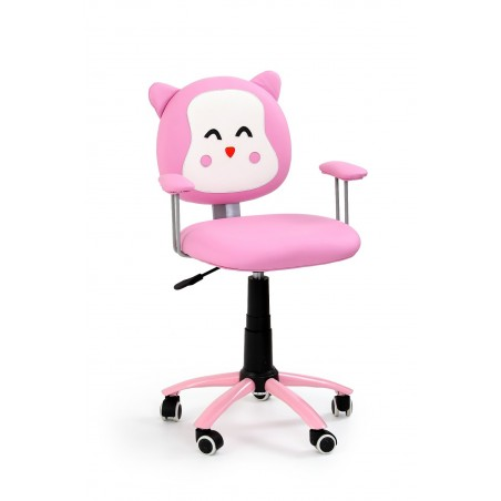Scaun birou copii model Hello Kitty
