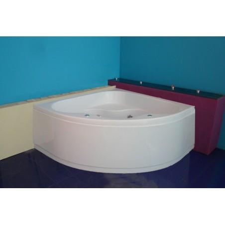 Cada baie cu hidromasaj model Roy 150 x 150 cm