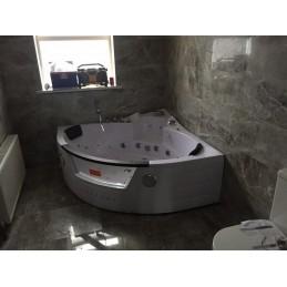 Cada baie cu hidromasaj si aeromasaj model Orino 157 cm