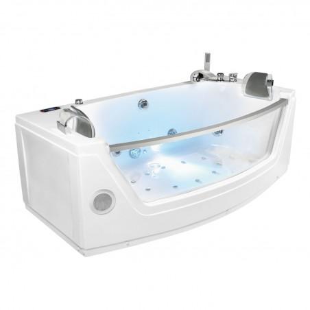 Cada baie cu hidromasaj  si aeromasaj model Klara 175 x 89 x 66 cm