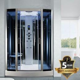 Cabina cu hidromasaj si sauna model INS0509