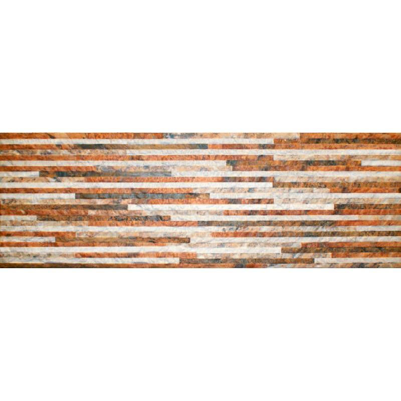 Faianta Etna Marron 25 x 75 cm