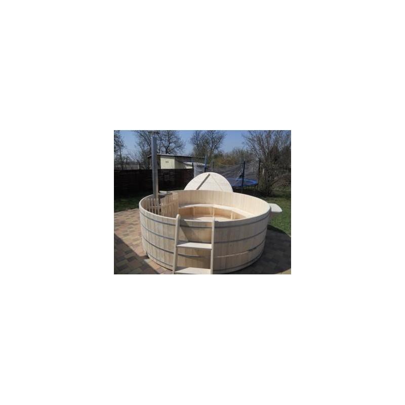 Cada de exterior din lemn 180 cm