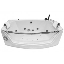 Cada baie cu hidromasaj, aeromasaj si incalzitor - dimensiuni 175 x 89 cm
