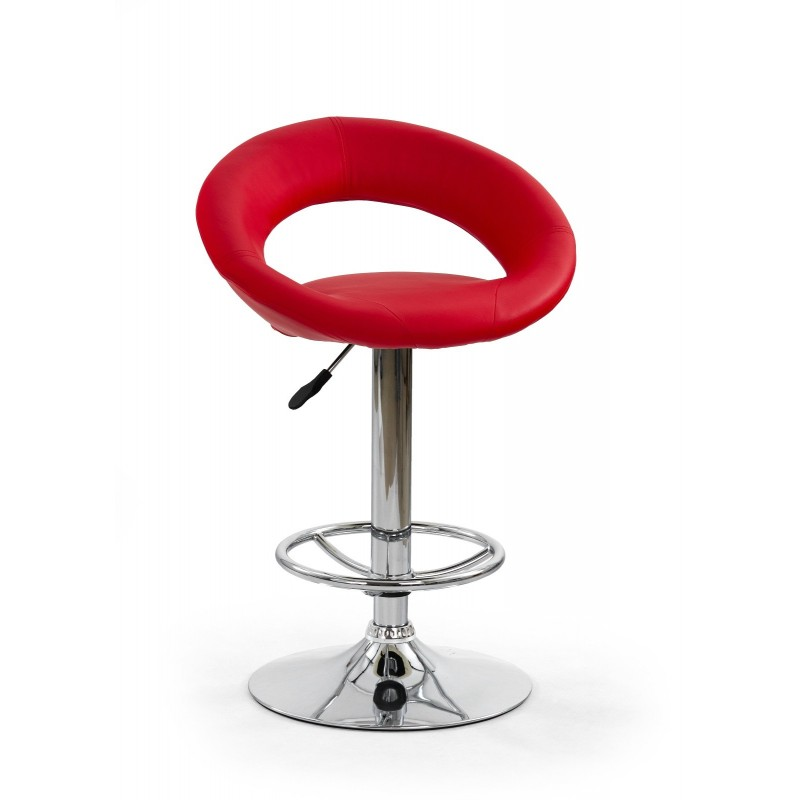 Scaun bar model Himera15 rosu