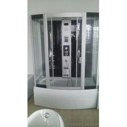 Cabina de dus cu hidromasaj + cada hidromasaj 170 x 85 x 214 cm model Daylin