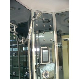 Cabina dus cu hidromasaj 120 x 85 cm model Cata-4406- dreapta