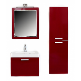 Set mobilier baie Ina 60 cm