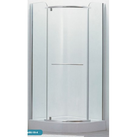Cabina dus 90 x 90 cu usa batanta model 19-4