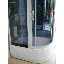 Cabina cu hidromasaj model Victoria 120x85 cm