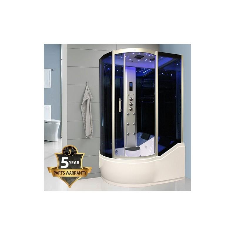 Cabina cu hidromasaj si sauna - model INS8059R pe dreapta - Ultimate 1700