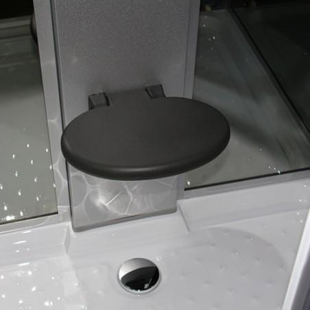 Cabina dus cu hidromasaj 110 x 89 cm model GT002