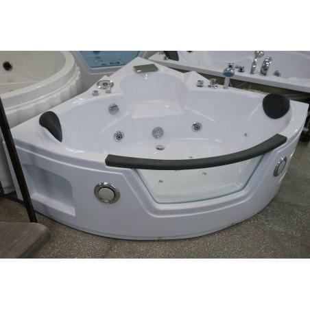 Cada baie cu hidromasaj model HER-0322 135 x 135 cm