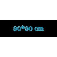 90 x 90 cm