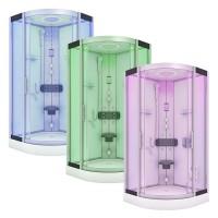 Cabine hidromasaj cu sauna umeda Insignia, sanimix